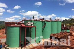 Gold CIL Processing Line