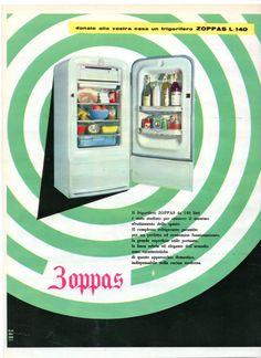 ZOPPAS - Italian refrigerators