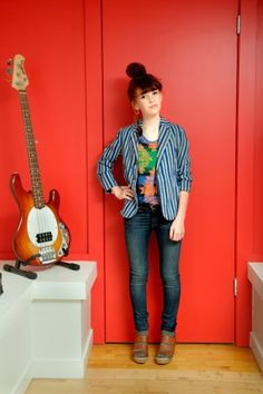 1 Girl, 4 Looks: A So-Cool Teen Blogger Shows Off Her Go-Tos