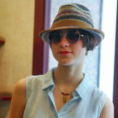 Mare mare mare... amici arrivo!  #livorno #hatsummer #Toscana #tuscany #viaggio #hat #cloche #moda #ragazza #tuscany #sea #onde #spiaggia #cappelli #cappello #hat