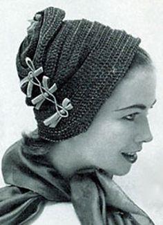 Star Fast Flatterer Hat (1955)