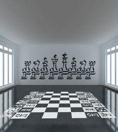 vinilo-ajedrez