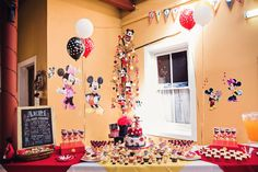 Minnie Mouse Birthday Party Ideas | Photo 4 of 34