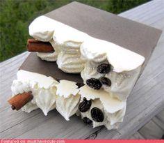 dessert soap