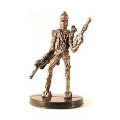 Star Wars Miniatures: IG-88, Assassin Droid # 30 - The Dark Times