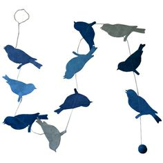 Hanger Vogels Lucht