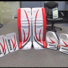 Fresh v5s Goalie Pads, Goalie Gear, Jordans Sneakers, Air Jordans, Hockey, Fresh, Shoes, Fashion, Moda