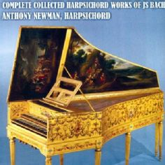 ANTHONY NEWMAN - COMPLETE COLLECTED HARPSICHORD WORKS OF J.S. BACH | Overstock.com Shopping - Great Deals on Classical