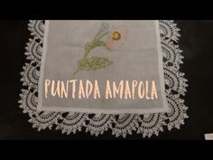 Puntas de espuma de mar |Creaciones y manualidades angeles - YouTube