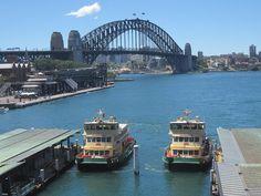 Sydney City, Sydney Harbour Bridge, Sydney Ferries, The Old Days, Pet Birds, Tuscany, Seaside, Old Things, Australia