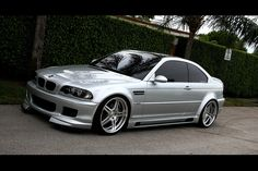 Owner a Silver Beemer (prob post kids) :P