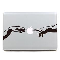 Apple ipad macbook pro sticker Mac Decal Laptop by youyoudecal, $5.99