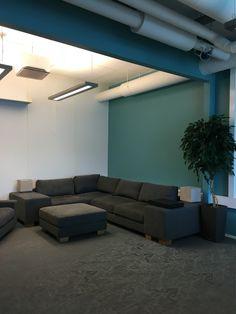 Industrial loft Style Office.
