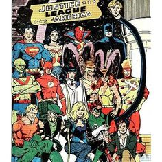 #TeamThursday #JusticeLeague #JLA  #SuperFriends #Superman #ManOfSteel #Krypton #Batman #Wayne #Gotham #DarkKnight #DC #Comics #WonderWoman #PrincesOfPower #Flash #FastestManAlive #Hawkgirl #ElongatedMan #MartianManhunter #jonnjonzz #Aquaman #GreenArrow #GreenLantern #Hawkman The Justice League - Earth's Greatest Heroes!! ⚡♻#devilzsmile, by devilzsmile.com