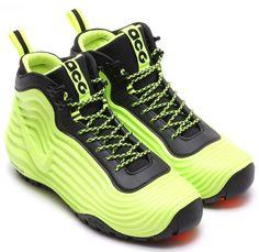 "check out 9d174 456f9 Nike ACG Lunardome 1 ""Volt   Black"" Nike Para Mujer, Nike Air Max"