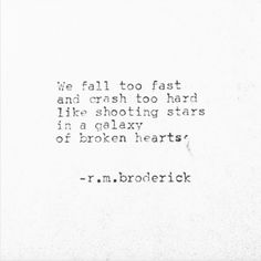 20 Heart-Wrenching Poems From R.M. Broderick To Help You Heal After Love