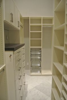 Naples, Florida   Riverstone Subdivision Custom Closet Renovation.