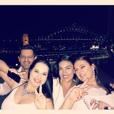 We ate  we drank  we danced  #debsydney2015 #dinerenblanc2015 #dinerenblanc #operahouse #harbourbridge #sydneyharbourbridge #sydney #australia #latina #croatian #bulgarian #aussie by monicamayhem http://ift.tt/1NRMbNv