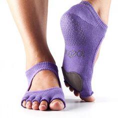 ToeSox Plié No Toe Grip Sock dazzle-dancwear.co.uk