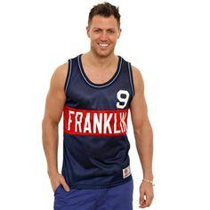 Franklin & Marshall Basketball Vest