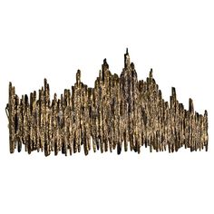 Sculptural Bronze Wall Light by Luciano Frigerio | From a unique collection of antique and modern wall lights and sconces at https://www.1stdibs.com/furniture/lighting/sconces-wall-lights/