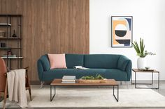 What Sofa Should You Get Based on Your Home's Style? Living Room Sofa, Home Living Room, Living Room Furniture, Interior Design Living Room, Modern Interior, Modular Sofa, 3 Seater Sofa, Apartment Design, Sofa Design