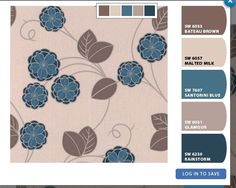 Family room or kitchen colors?