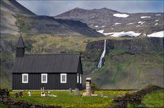 Búðir, Snæfellsnes. Iceland. Islandia