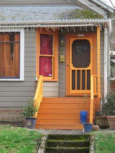 Cool Portland home