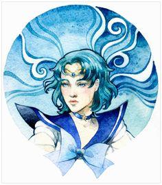 - Sailor Mercury -