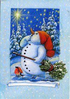 .*SNOWMAN.. Also see #christmas animated video wallpapers www.fabulouswallpaper.com/christmaswallpapers.shtml