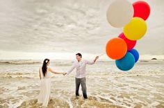 #coisinhasqueamamos: Ensaio com balões (Camila e Heverton)   http://www.blogdocasamento.com.br/cerimonia-festa-casamento/ensaio/coisinhasqueamamos-ensaio-com-baloes-camila-e-heverton/