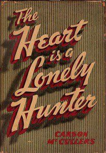 Books that Matter Monday- The Heart is a Lonely Hunter  #BookHugs #BooksThatMatter #BloomingTwigBooks #BloomingTwig #Books
