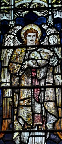 Winchcombe Stained Glass -170