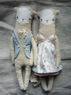 :: Crafty :: Doll :: Animalia :: Břichopas about toys: Oley Elfimona