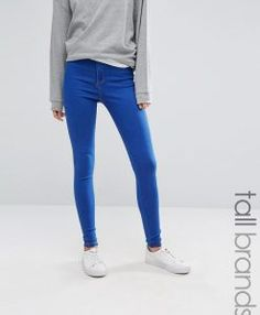 Blessed with super model legs? We have huge selection of jeans for tall women. Whether you are looking for skinny, jeggings, straight; we have all styles in long lengths. Jeans For Tall Women, Tall Jeans, Women's Jeans, Skinny Fit, Skinny Jeans, Model Legs, Jeans Price, Love Jeans, Asos Maternity