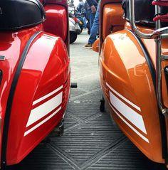 All things Lambretta & Vespa