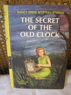 Nancy Drew  The Secret of The Old Clock #1 Carolyn Keene Hardcover 0448095017