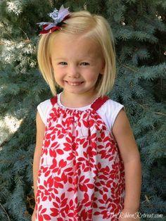 Pillowcase Dress Tutorial - TheRibbonRetreat.com