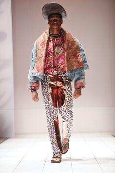 """Bill Witherspoon @Africa Fashion 2011 #fashion #africanfashion #pr #luxury #africafashionweek  7:00PM Broad Street Ballroom | 41 Broad Street | New York, NY 10004  #AdireeSpecialEvents www.adiree.com/about  www.africafashionweekny.com """