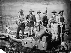 Great Anglo-Boer War, Part I: Triumph of the Boer and his Mauser Rifle Colonial, War Photography, British Army, African History, Military History, World History, Worlds Of Fun, Wwi, Old Pictures