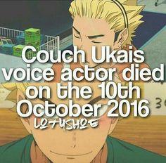 ( •᷄⌓•᷅ ) omg.... he died on my bday... im dead... nooooo ;^;