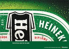Heineken: Rugby Shirt.