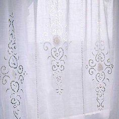 Share this page with others and get 10% off! CROCHET CURTAIN
