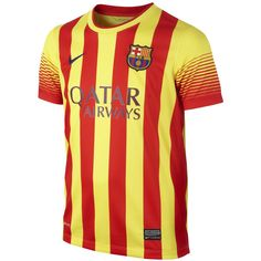 6e1697650b466 Barcelona Jersey Youth and Boys Sizes 2013 2014