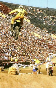 Vintage Supercross