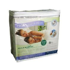 """Protect-A-Bed - Mattress Cover - King Size . $96.90. Protect-A-Bed® AllerZip® Terry Cloth Mattress Protector comes with Patented BugLock Seal. Say """"bye bye"""" to bed bugs and dust mites, Protect-A-Bed® Mattress Encasement Covers are superior of its kind. Don't throw out your mattresses due to a bed bug problem, protect them with Protect-A-Bed® Mattress Covers and save your money."""