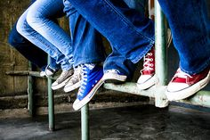 Converse-mos by Pankcho, via Flickr