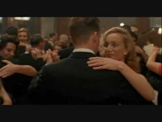 The first dance  TEP (as known to fans of this all-time fave film)  The English Patient (1996-11-15 UK, Miramax)  starring Ralph Fiennes & Kristen Scott Thomas, based on 1992 novel by Sri Lankan-Canadian novelist Michael Ondaatje  wiki: http://en.wikipedia.org/wiki/The_English_Patient_(film)  imdb: http://www.imdb.com/title/tt0116209/?ref_=fn_al_tt_1  amazon:   http://amzn.to/HJLcNU