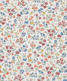 Liberty Art Fabrics Meadow Sweet Tana Lawn Cotton | Fabric | Liberty.co.uk